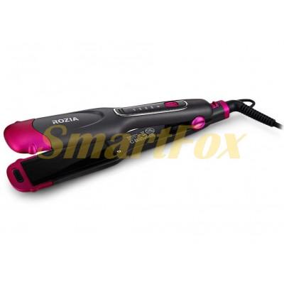 Утюжок для волос Rozia HR755 3в1 выравнивание и гофре