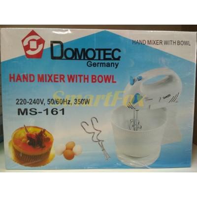 Миксер Domotec MS-161 c чашей