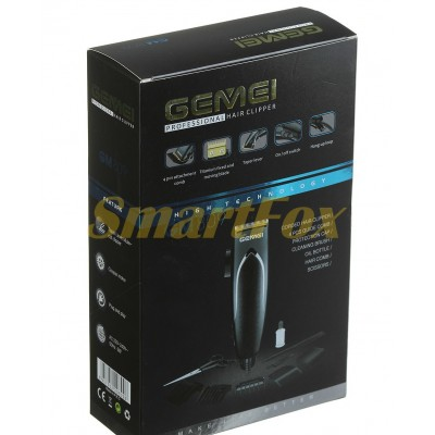 Машинка для стрижки Gemei GM-809