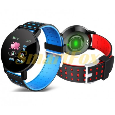 Часы фитнес браслет 119 PLUS Smart watch Rovtop