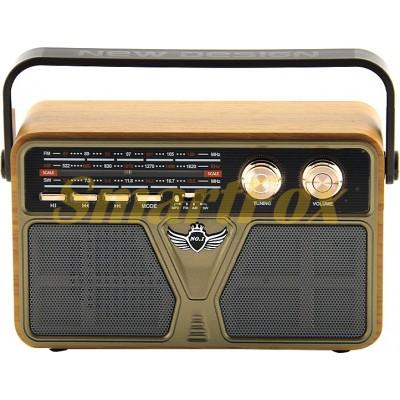 Радиоприемник с USB MD-507BT