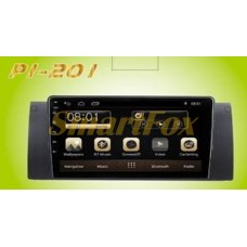 Автомагнитола 2DIN PI-201 BMW ANDROID 10.0 3/32GB