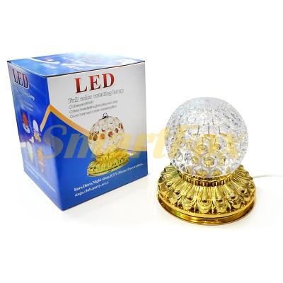 LED светильник с вращающимся плафоном RHD-97-1 (без возврата, без обмена)