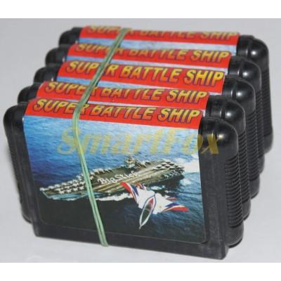 Картридж 16-bit SUPER BATTLE SHIP