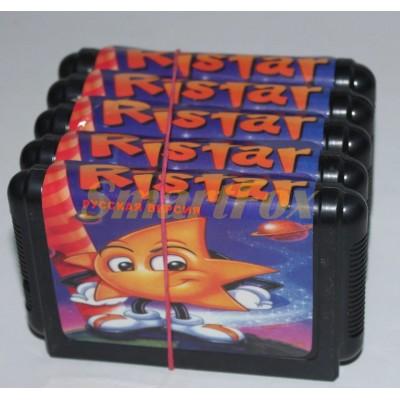 Картридж 16-bit RISTAR