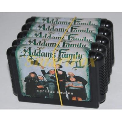 Картридж 16-bit Addams Family II