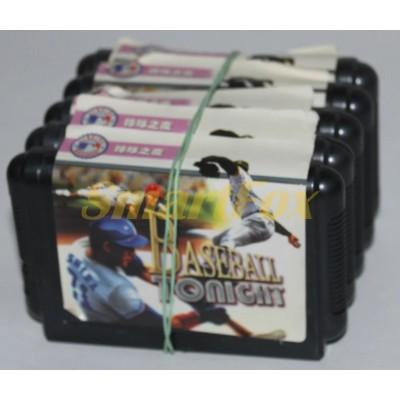 Картридж 16-bit BASEBALL TONIGHT