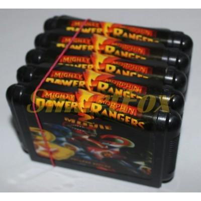 Картридж 16-bit POWER RENGERS
