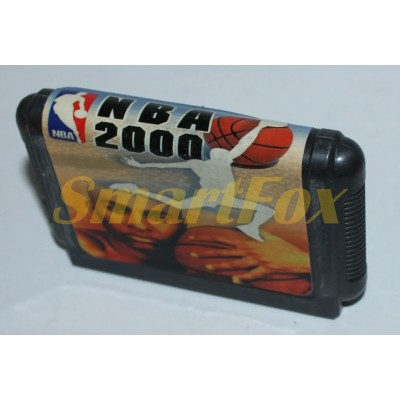 Картридж 16-bit NBA 2000