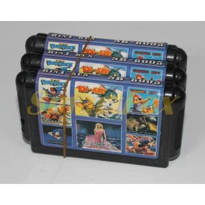 Картридж 16-bit Сборник 8 в 1 SB-8005