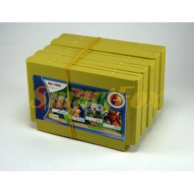 Картридж 8-bit Сборник игр 4 в 1 Terra Cresta, Pretti Girl, Jackal, Contra