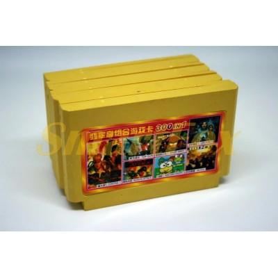 Картридж 8-bit Супер сборник игр 300в1