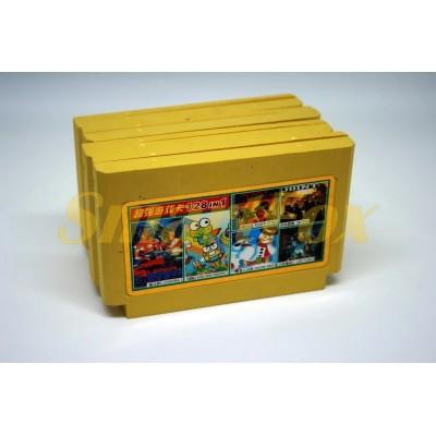 Картридж 8-bit Супер сборник игр 188в1