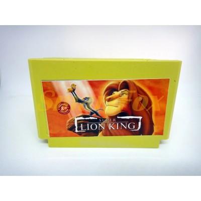Картридж 8-bit The Lion King