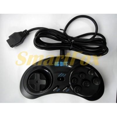 Игоровой манипулятор (джойстик) для приставки Sega 16-бит Turbo