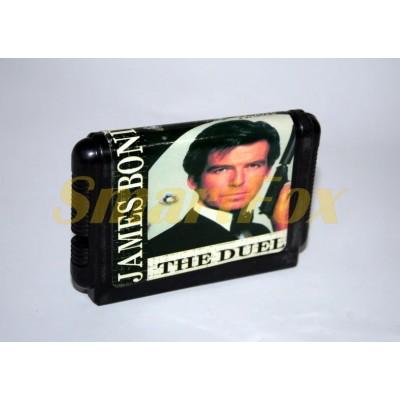 Картридж 16-bit James Bond 007 The Duel