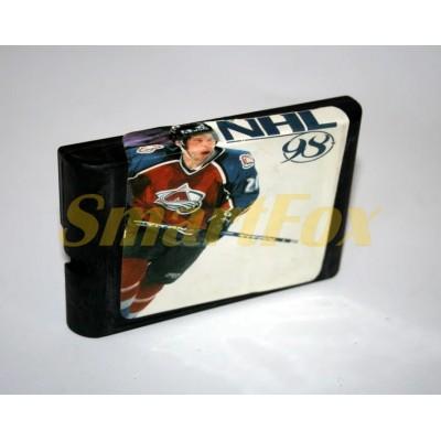 Картридж 16-bit NHL 98