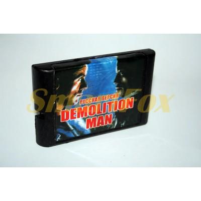 Картридж 16-bit Demolition Man
