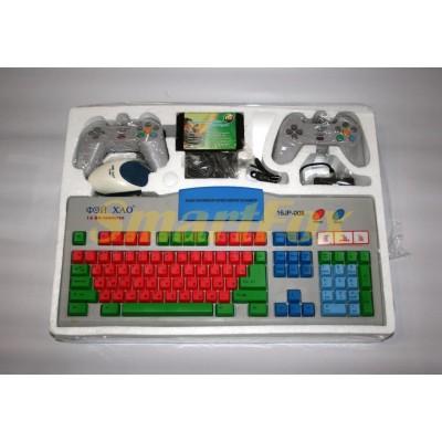 Игровая обучающая приставка 16-bit Фей Хао 16-бит