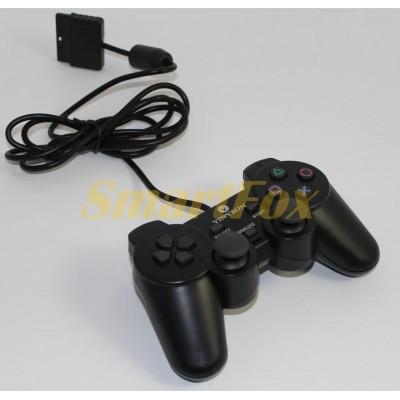 Игровой манипулятор (джойстик) PS2 + USB