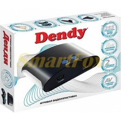 Игровая приставка 8-bit Dendy Х 255 игр