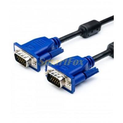 Кабель видео VGA/VGA 3+5 M/M (3 м)