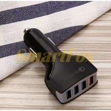 АЗУ 4USB REDDAX RDX-110 Qualcomm Quick Charge 3.0 USB BLACK