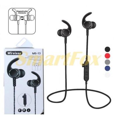 Наушники беспроводные Bluetooth MS T3