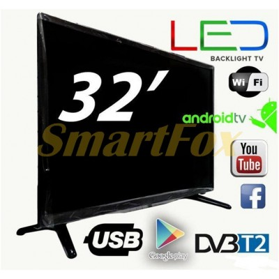 Телевизор LED Backlight TV L 34 SMART TV (1/8) Android 9+T2