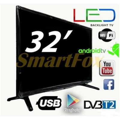 Телевизор LED Backlight TV L 34 SMART TV (1/8) Android 9+T2