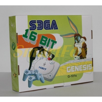 Игровая приставка 16-bit SEGA G-101S Genesis