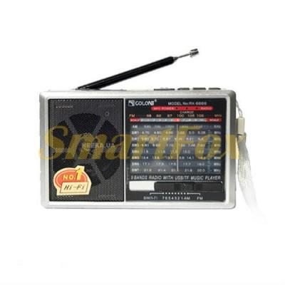 Радиоприемник с USB GOLON RX-6666