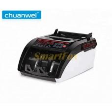Машинка для пересчета денег +детектор валют AL-6100