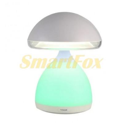 Лампа настольная грибочек