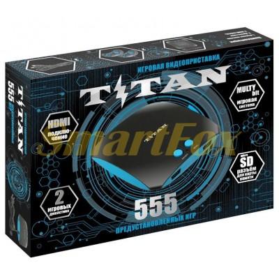 Игровая приставка 16-bit Magistr Titan 3 (555 игр) HDMI