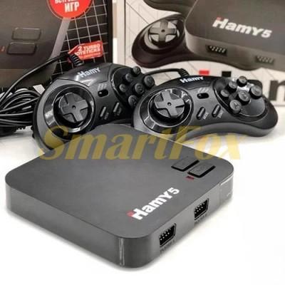 Игровая приставка 8-bit + 16-bit Hamy 5 HDMI