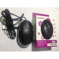 Мышь проводная SX-100 (77927)