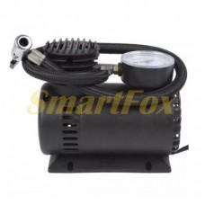 Автокомпрессор с манометром ST325