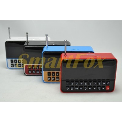 Портативная колонка Bluetooth WS-1513BT