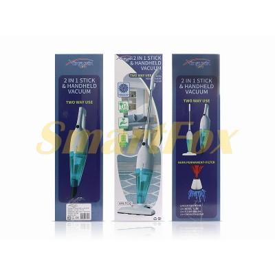 Швабра 2 в 1 Stick & Handheld Vacuum TC-02