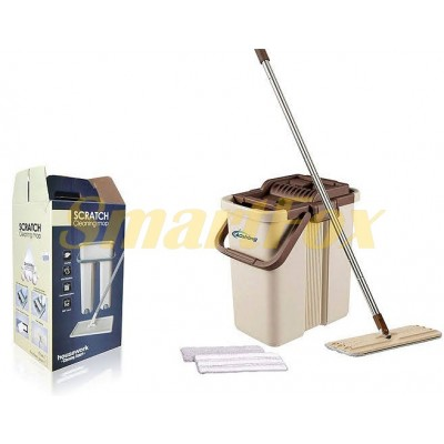 Швабра Scratch Cleaning Mop 00081