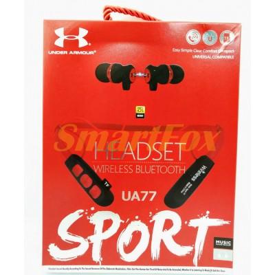Наушники беспроводные Bluetooth UNDER ARMUR UA77