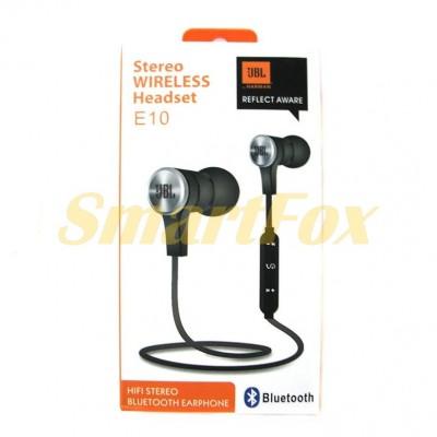 Наушники беспроводные Bluetooth JBL E10