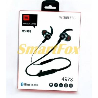 Наушники беспроводные Bluetooth JBL MS-999 U