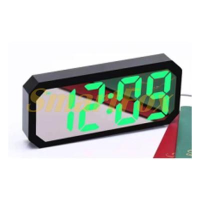 Часы настольные электронные 6606