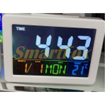 Часы настольные электронные GH-2000W