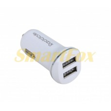 АЗУ 2USB mini Smart REDDAX RDX-102 2,4A WHITE