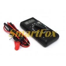 Мультиметр DT-182 цифровой (звук/дисплей/базовые измерительные функции)