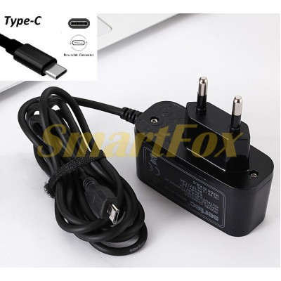Блок питания SERTEC ST-035 18W /3.1A Qualcomm Quick Charge 3.0 TYPE-C