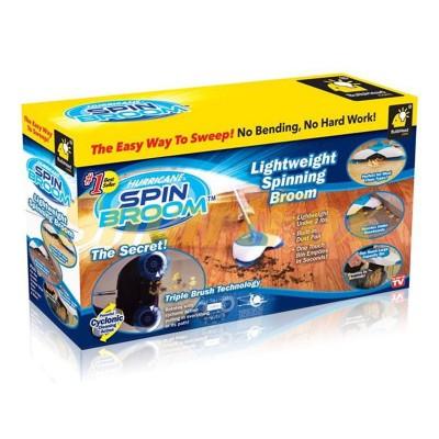 Веник механический Hurricane Spin Broom 00080